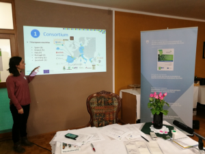 Presentation of WASTE4think in Europe Project Retrace